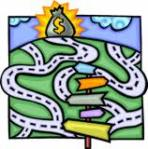cartoon roadmap