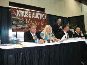 world's largest car auction