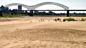 Mississippi river 2012 drought