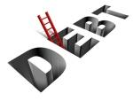 Climbing Out of Debt