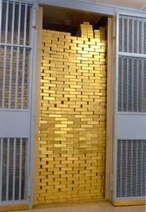 Federal Reserve Bank Vault