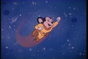 superhero might mouse