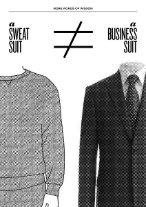business professional examples
