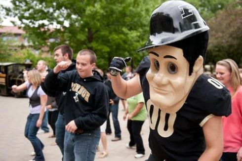 Student Life at Purdue 2