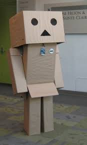 Diy halloween costume ideas mymoneypurdue youcan be a rubics cube a robot a lego or any other creation you can dream up need a pair of wings just trace the outline on the box and cut it out solutioingenieria Gallery