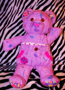 90s doodle bear