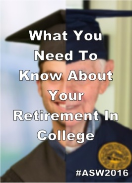 America Saves Week Day3 Retirement in College
