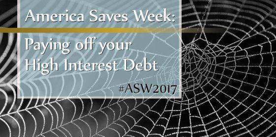 America Saves Week: Pay Off High Interest Debt | MyMoneyPurdue