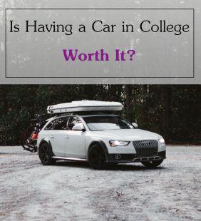 car in college