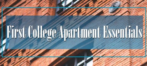 First College Apartment Essentials | MyMoneyPurdue