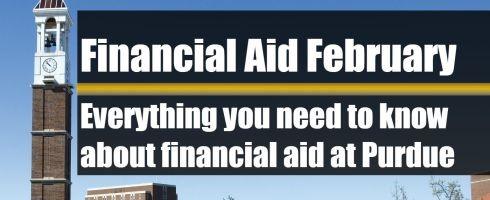 Financial Aid February
